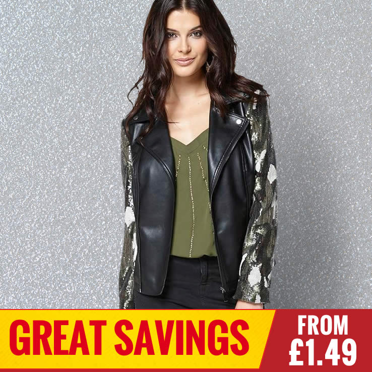 Clearance Womens Clothing