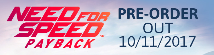 View Full Need For Speed: Payback Range