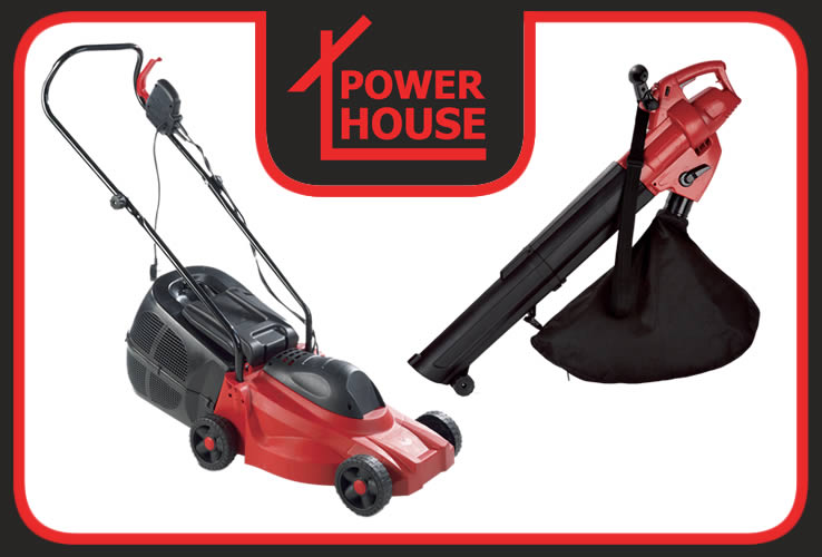 Garden Tools & Electricals
