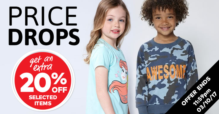 Shop Kids Price Drops