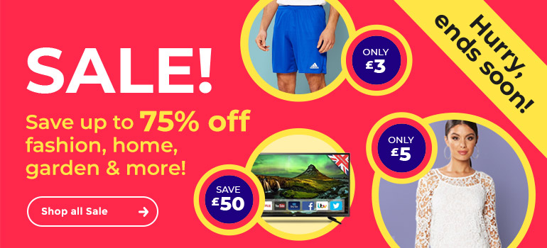 ba9cd3cb1a6b4 SALE! Save up to 75% Off fashion, home, garden and more!