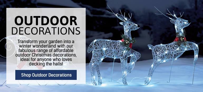 The Range Christmas Outdoor Decorations : Christmas gift wrap decorations studio